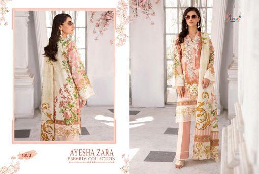 Shree Fabs Ayesha Zara Premium Collection Salwar Suit Wholesale Catalog 8 Pcs 10 510x342 - Shree Fabs Ayesha Zara Premium Collection Salwar Suit Wholesale Catalog 8 Pcs
