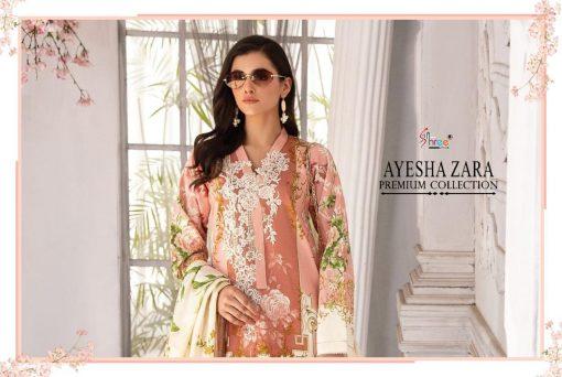 Shree Fabs Ayesha Zara Premium Collection Salwar Suit Wholesale Catalog 8 Pcs 11 510x342 - Shree Fabs Ayesha Zara Premium Collection Salwar Suit Wholesale Catalog 8 Pcs