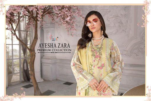 Shree Fabs Ayesha Zara Premium Collection Salwar Suit Wholesale Catalog 8 Pcs 16 510x342 - Shree Fabs Ayesha Zara Premium Collection Salwar Suit Wholesale Catalog 8 Pcs
