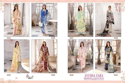 Shree Fabs Ayesha Zara Premium Collection Salwar Suit Wholesale Catalog 8 Pcs 17 510x342 - Shree Fabs Ayesha Zara Premium Collection Salwar Suit Wholesale Catalog 8 Pcs