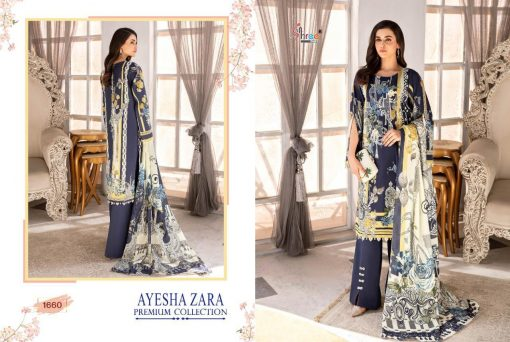 Shree Fabs Ayesha Zara Premium Collection Salwar Suit Wholesale Catalog 8 Pcs 2 510x342 - Shree Fabs Ayesha Zara Premium Collection Salwar Suit Wholesale Catalog 8 Pcs
