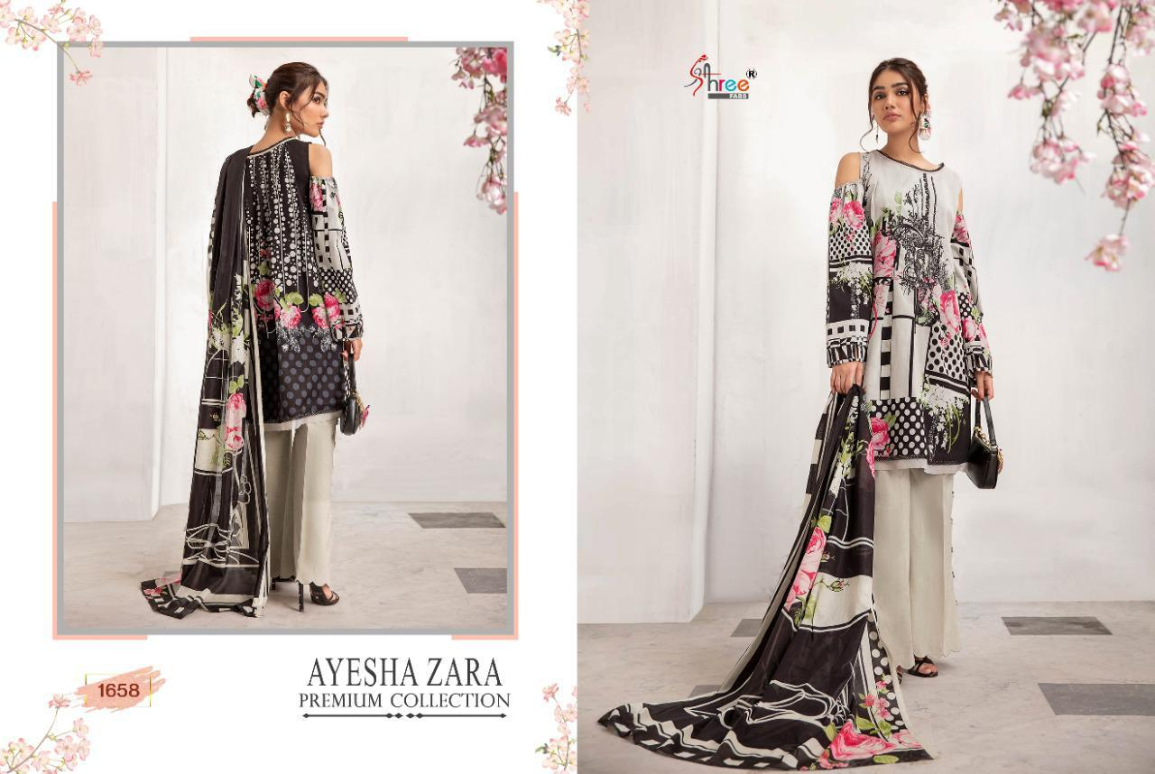 Shree Fabs Ayesha Zara Premium Collection Salwar Suit Wholesale Catalog 8 Pcs 3 - Shree Fabs Ayesha Zara Premium Collection Salwar Suit Wholesale Catalog 8 Pcs