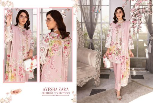Shree Fabs Ayesha Zara Premium Collection Salwar Suit Wholesale Catalog 8 Pcs 4 510x342 - Shree Fabs Ayesha Zara Premium Collection Salwar Suit Wholesale Catalog 8 Pcs