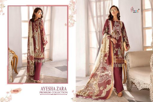 Shree Fabs Ayesha Zara Premium Collection Salwar Suit Wholesale Catalog 8 Pcs 5 510x342 - Shree Fabs Ayesha Zara Premium Collection Salwar Suit Wholesale Catalog 8 Pcs
