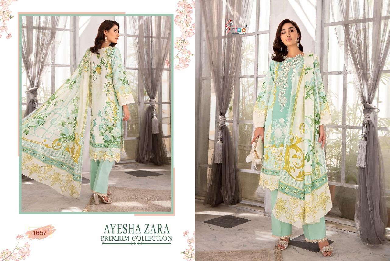Shree Fabs Ayesha Zara Premium Collection Salwar Suit Wholesale Catalog 8 Pcs 6 - Shree Fabs Ayesha Zara Premium Collection Salwar Suit Wholesale Catalog 8 Pcs