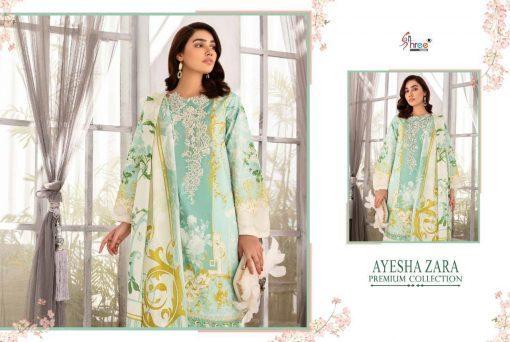 Shree Fabs Ayesha Zara Premium Collection Salwar Suit Wholesale Catalog 8 Pcs 7 510x342 - Shree Fabs Ayesha Zara Premium Collection Salwar Suit Wholesale Catalog 8 Pcs