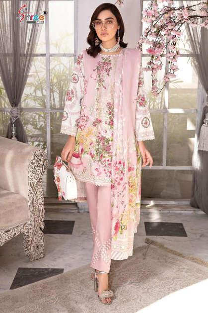 Shree Fabs Ayesha Zara Premium Collection Salwar Suit Wholesale Catalog 8 Pcs