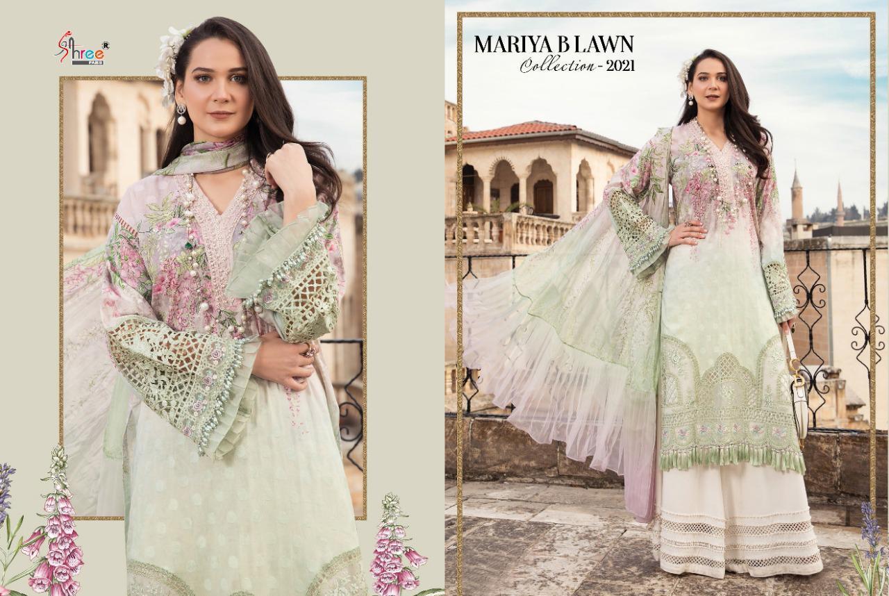 Shree Fabs Mariya B Super Hit Design Salwar Suit Wholesale Catalog 3 Pcs - Shree Fabs Mariya B Super Hit Design Salwar Suit Wholesale Catalog 3 Pcs