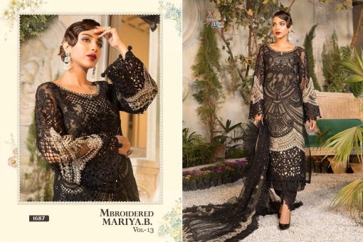 Shree Fabs Mbroidered Mariya B Vol 13 Salwar Suit Wholesale Catalog 6 Pcs 10 510x340 - Shree Fabs Mbroidered Mariya B Vol 13 Salwar Suit Wholesale Catalog 6 Pcs