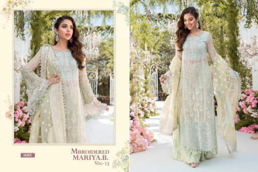 Shree Fabs Mbroidered Mariya B Vol 13 Salwar Suit Wholesale Catalog 6 Pcs 7 510x340 - Shree Fabs Mbroidered Mariya B Vol 13 Salwar Suit Wholesale Catalog 6 Pcs