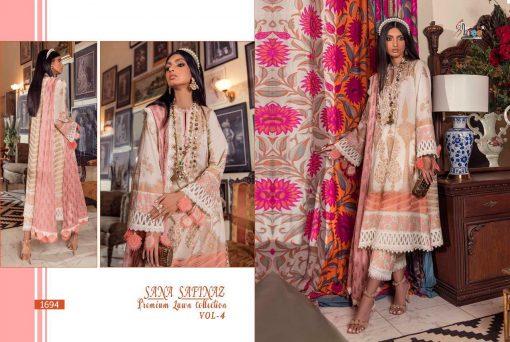 Shree Fabs Sana Safinaz Premium Lawn Collection Vol 4 Salwar Suit Wholesale Catalog 8 Pcs 13 510x342 - Shree Fabs Sana Safinaz Premium Lawn Collection Vol 4 Salwar Suit Wholesale Catalog 8 Pcs