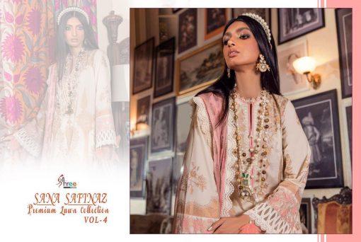 Shree Fabs Sana Safinaz Premium Lawn Collection Vol 4 Salwar Suit Wholesale Catalog 8 Pcs 16 510x342 - Shree Fabs Sana Safinaz Premium Lawn Collection Vol 4 Salwar Suit Wholesale Catalog 8 Pcs