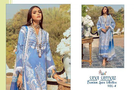 Shree Fabs Sana Safinaz Premium Lawn Collection Vol 4 Salwar Suit Wholesale Catalog 8 Pcs 6 510x342 - Shree Fabs Sana Safinaz Premium Lawn Collection Vol 4 Salwar Suit Wholesale Catalog 8 Pcs