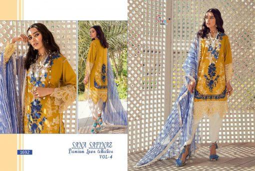 Shree Fabs Sana Safinaz Premium Lawn Collection Vol 4 Salwar Suit Wholesale Catalog 8 Pcs 8 510x342 - Shree Fabs Sana Safinaz Premium Lawn Collection Vol 4 Salwar Suit Wholesale Catalog 8 Pcs
