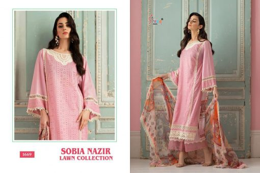 Shree Fabs Sobia Nazir Lawn Collection Salwar Suit Wholesale Catalog 5 Pcs 2 510x340 - Shree Fabs Sobia Nazir Lawn Collection Salwar Suit Wholesale Catalog 5 Pcs