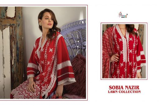 Shree Fabs Sobia Nazir Lawn Collection Salwar Suit Wholesale Catalog 5 Pcs 7 510x340 - Shree Fabs Sobia Nazir Lawn Collection Salwar Suit Wholesale Catalog 5 Pcs