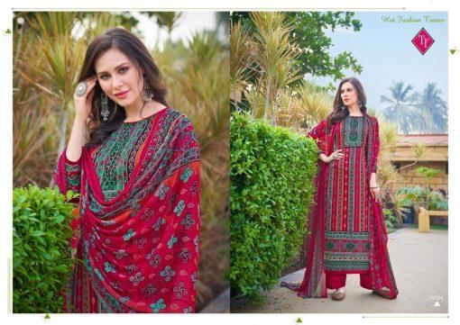 Tanishk Ahrum Salwar Suit Wholesale Catalog 8 Pcs 4 510x361 - Tanishk Ahrum Salwar Suit Wholesale Catalog 8 Pcs