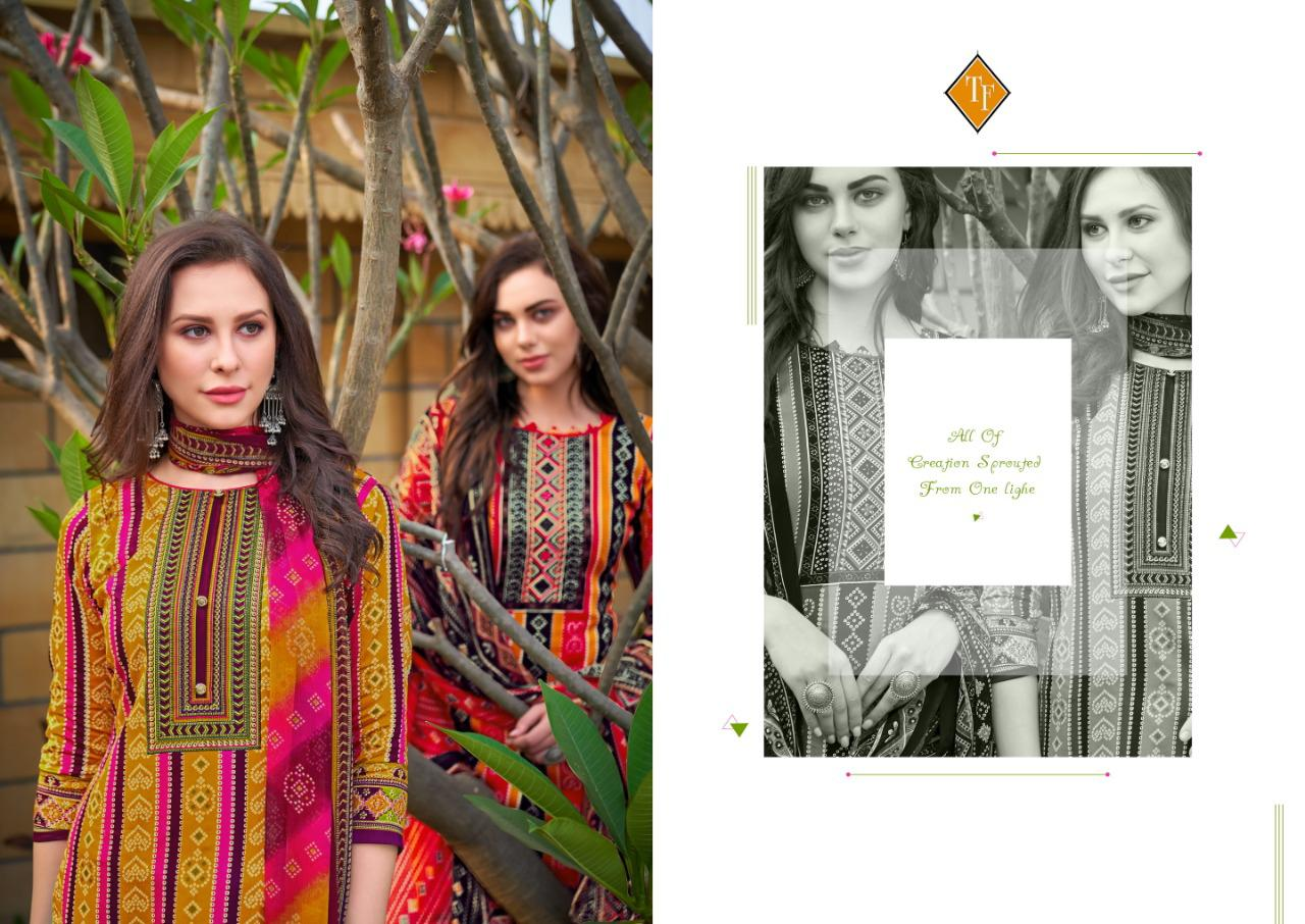 Tanishk Ahrum Salwar Suit Wholesale Catalog 8 Pcs 8 - Tanishk Ahrum Salwar Suit Wholesale Catalog 8 Pcs