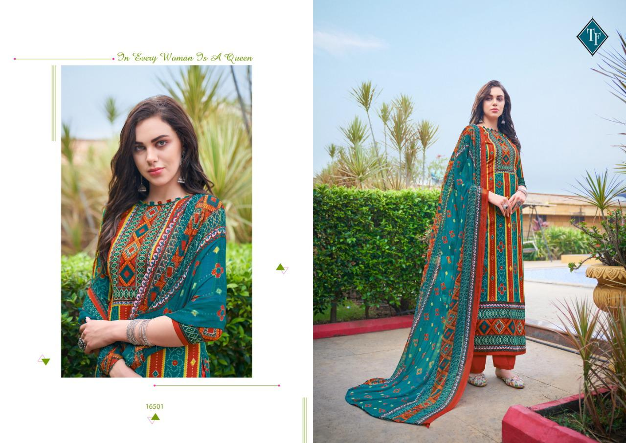 Tanishk Ahrum Salwar Suit Wholesale Catalog 8 Pcs 9 - Tanishk Ahrum Salwar Suit Wholesale Catalog 8 Pcs