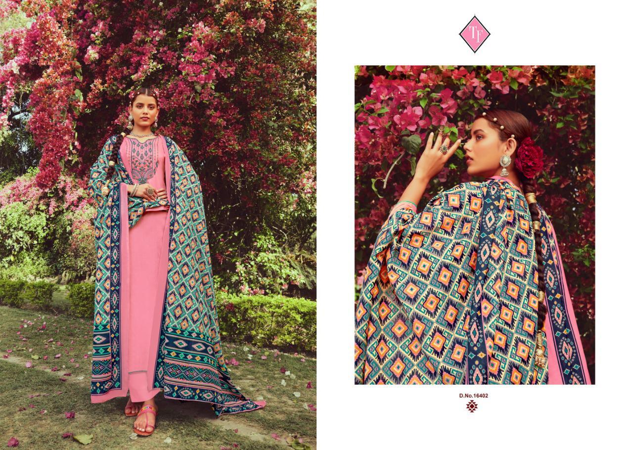 Tanishk Ikrat Salwar Suit Wholesale Catalog 8 Pcs 10 - Tanishk Ikrat Salwar Suit Wholesale Catalog 8 Pcs