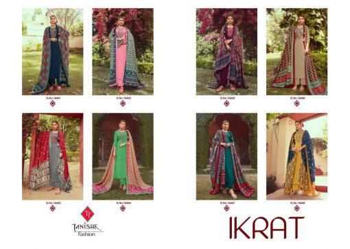 Tanishk Ikrat Salwar Suit Wholesale Catalog 8 Pcs 15 510x363 - Tanishk Ikrat Salwar Suit Wholesale Catalog 8 Pcs