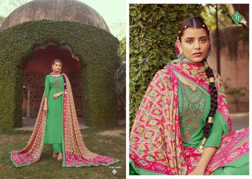 Tanishk Ikrat Salwar Suit Wholesale Catalog 8 Pcs 3 510x363 - Tanishk Ikrat Salwar Suit Wholesale Catalog 8 Pcs