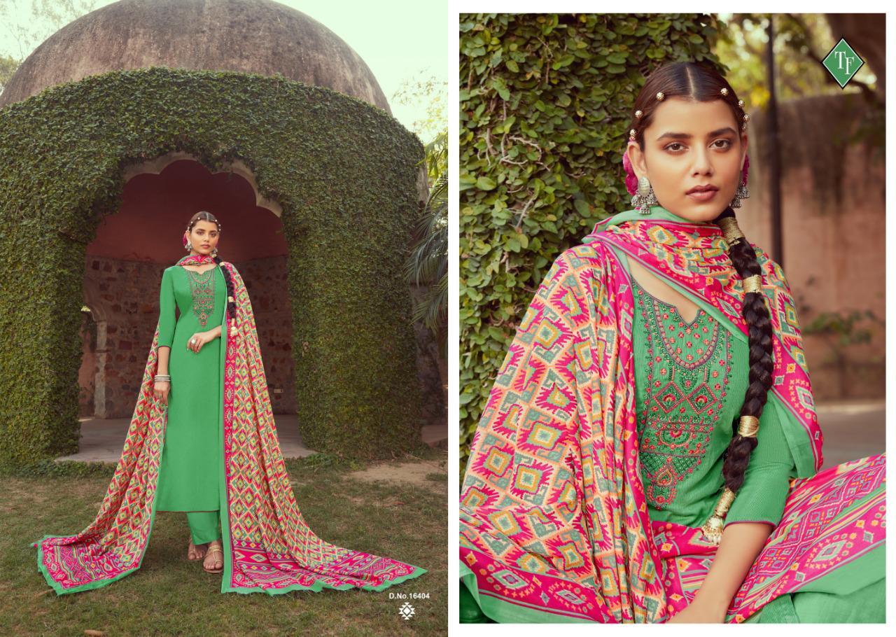 Tanishk Ikrat Salwar Suit Wholesale Catalog 8 Pcs 3 - Tanishk Ikrat Salwar Suit Wholesale Catalog 8 Pcs