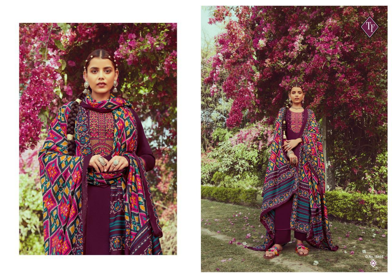 Tanishk Ikrat Salwar Suit Wholesale Catalog 8 Pcs 4 - Tanishk Ikrat Salwar Suit Wholesale Catalog 8 Pcs