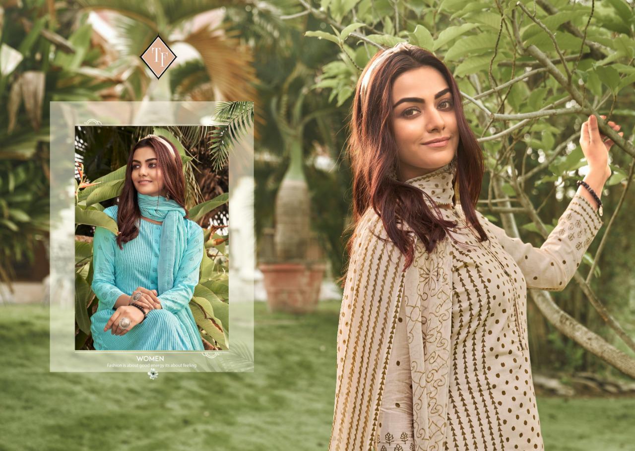 Tanishk Sanah 2021 Salwar Suit Wholesale Catalog 8 Pcs 3 - Tanishk Sanah 2021 Salwar Suit Wholesale Catalog 8 Pcs