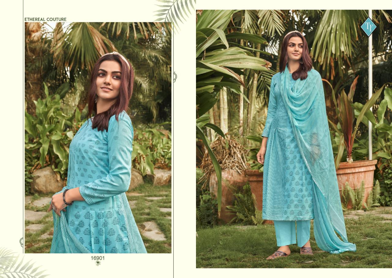 Tanishk Sanah 2021 Salwar Suit Wholesale Catalog 8 Pcs 4 - Tanishk Sanah 2021 Salwar Suit Wholesale Catalog 8 Pcs