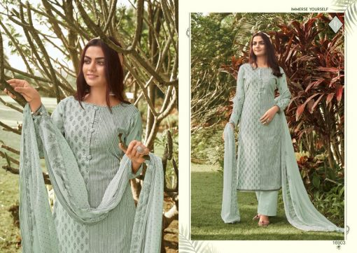 Tanishk Sanah 2021 Salwar Suit Wholesale Catalog 8 Pcs 6 510x362 - Tanishk Sanah 2021 Salwar Suit Wholesale Catalog 8 Pcs