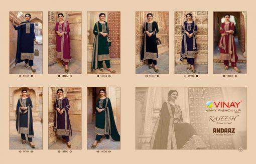 Vinay Kaseesh Andaaz Prachi Desai Salwar Suit Wholesale Catalog 9 Pcs 15 510x327 - Vinay Kaseesh Andaaz Prachi Desai Salwar Suit Wholesale Catalog 9 Pcs