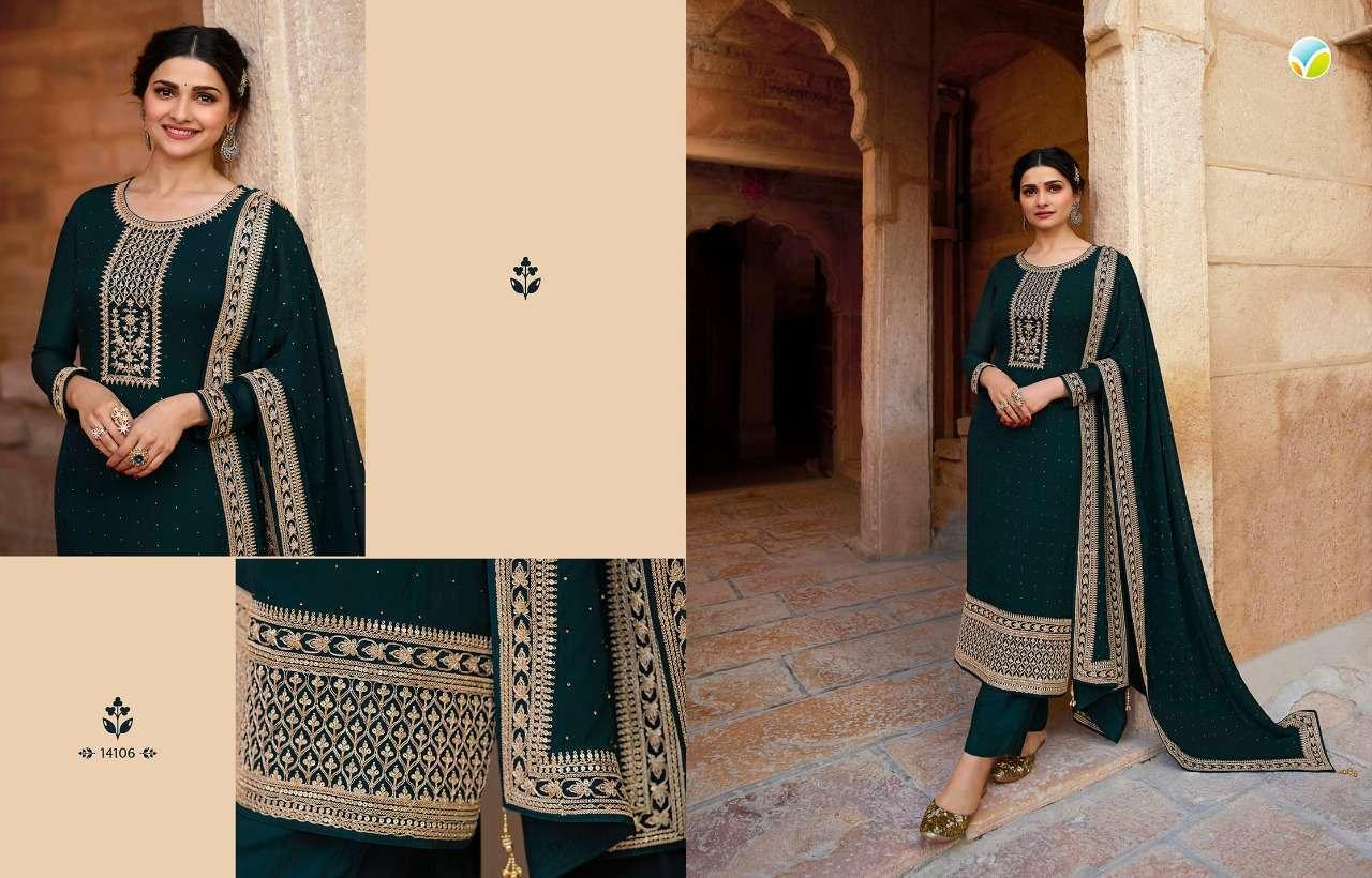 Vinay Kaseesh Andaaz Prachi Desai Salwar Suit Wholesale Catalog 9 Pcs 4 - Vinay Kaseesh Andaaz Prachi Desai Salwar Suit Wholesale Catalog 9 Pcs