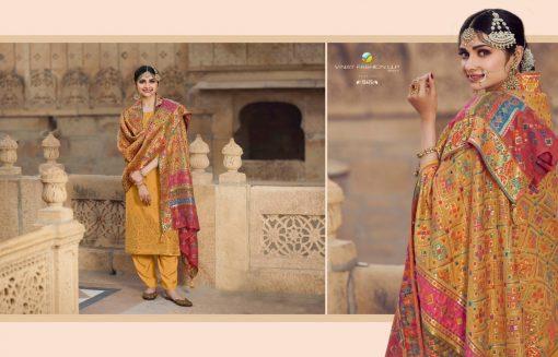Vinay Kaseesh Bunaai Prachi Desai Salwar Suit Wholesale Catalog 8 Pcs 14 510x327 - Vinay Kaseesh Bunaai Prachi Desai Salwar Suit Wholesale Catalog 8 Pcs
