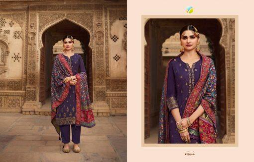 Vinay Kaseesh Bunaai Prachi Desai Salwar Suit Wholesale Catalog 8 Pcs 3 510x327 - Vinay Kaseesh Bunaai Prachi Desai Salwar Suit Wholesale Catalog 8 Pcs