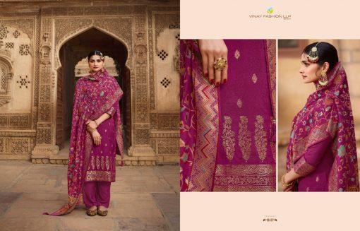 Vinay Kaseesh Bunaai Prachi Desai Salwar Suit Wholesale Catalog 8 Pcs 6 510x327 - Vinay Kaseesh Bunaai Prachi Desai Salwar Suit Wholesale Catalog 8 Pcs