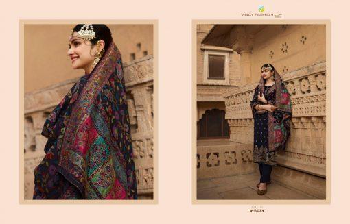 Vinay Kaseesh Bunaai Prachi Desai Salwar Suit Wholesale Catalog 8 Pcs 8 510x327 - Vinay Kaseesh Bunaai Prachi Desai Salwar Suit Wholesale Catalog 8 Pcs