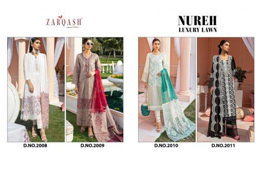 Zarqash Nureh Luxury Lawn by Khayyira Salwar Suit Wholesale Catalog 4 Pcs 6 510x340 - Zarqash Nureh Luxury Lawn by Khayyira Salwar Suit Wholesale Catalog 4 Pcs
