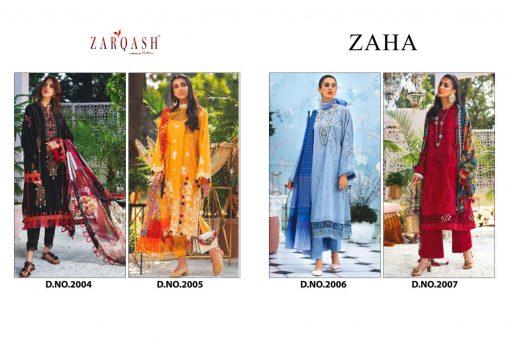 Zarqash Zaha by Khayyira Salwar Suit Wholesale Catalog 4 Pcs 7 510x340 - Zarqash Zaha by Khayyira Salwar Suit Wholesale Catalog 4 Pcs