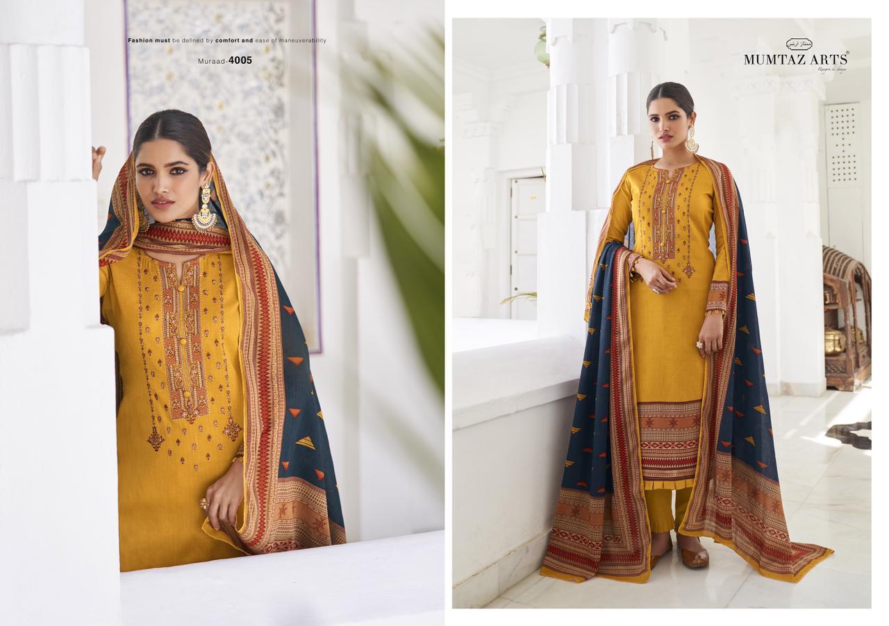Mumtaz Arts Muraad Salwar Suit Wholesale Catalog 10 Pcs 6 - Mumtaz Arts Muraad Salwar Suit Wholesale Catalog 10 Pcs