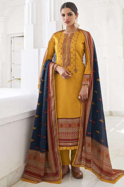 Mumtaz Arts Muraad Salwar Suit Wholesale Catalog 10 Pcs - Mumtaz Arts Muraad Salwar Suit Wholesale Catalog 10 Pcs