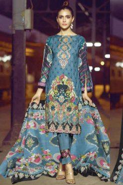 Alizeh Lawn Collection Salwar Suit Wholesale Catalog 10 Pcs