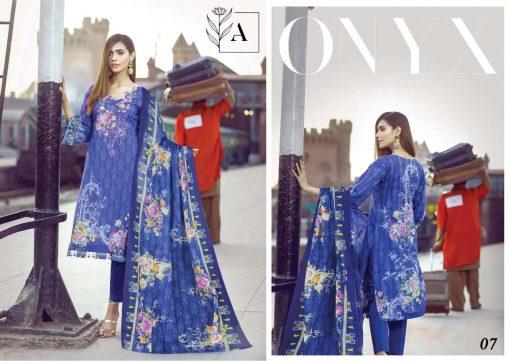 Alizeh Lawn Collection Salwar Suit Wholesale Catalog 10 Pcs 5 510x361 - Alizeh Lawn Collection Salwar Suit Wholesale Catalog 10 Pcs