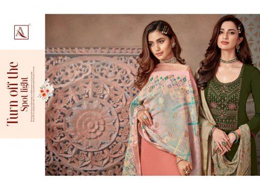 Alok Festive Fusion Salwar Suit Wholesale Catalog 8 Pcs 2 510x363 - Alok Festive Fusion Salwar Suit Wholesale Catalog 8 Pcs