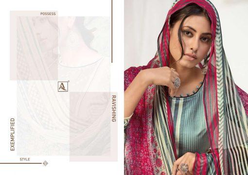 Alok Raag Salwar Suit Wholesale Catalog 8 Pcs 1 510x360 - Alok Raag Salwar Suit Wholesale Catalog 8 Pcs