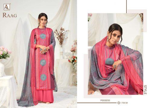 Alok Raag Salwar Suit Wholesale Catalog 8 Pcs 2 510x360 - Alok Raag Salwar Suit Wholesale Catalog 8 Pcs