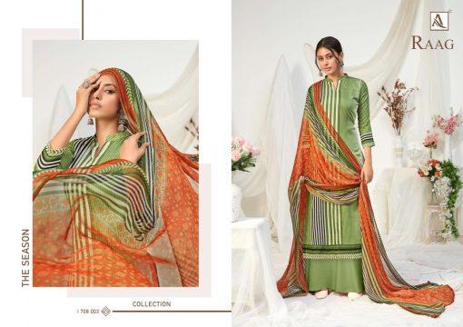 Alok Raag Salwar Suit Wholesale Catalog 8 Pcs 4 510x360 - Alok Raag Salwar Suit Wholesale Catalog 8 Pcs