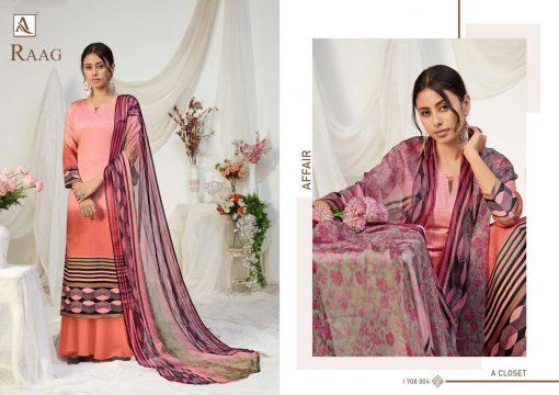 Alok Raag Salwar Suit Wholesale Catalog 8 Pcs 5 510x360 - Alok Raag Salwar Suit Wholesale Catalog 8 Pcs