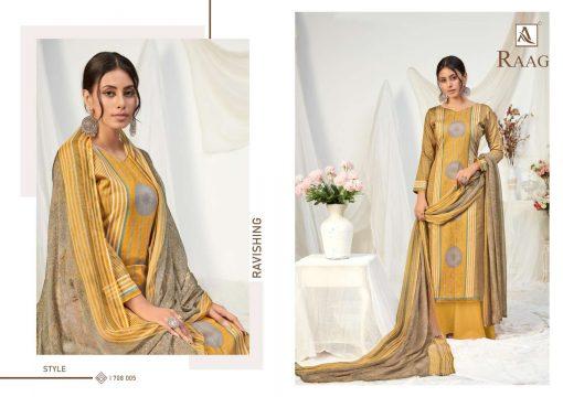 Alok Raag Salwar Suit Wholesale Catalog 8 Pcs 6 510x360 - Alok Raag Salwar Suit Wholesale Catalog 8 Pcs