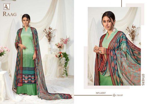 Alok Raag Salwar Suit Wholesale Catalog 8 Pcs 8 510x360 - Alok Raag Salwar Suit Wholesale Catalog 8 Pcs